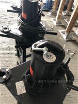 QXB离心式潜水曝气机生产厂家