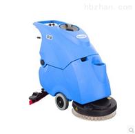 GT50嘉得力手推式洗地机学校电瓶式拖地机GT50