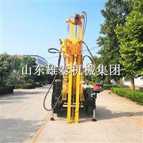 履带式液压取土钻机 直推式土壤采样器