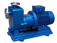 不锈钢自吸磁力泵ZCQ50-40-200不锈钢自吸磁力泵