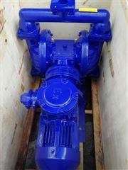 不锈钢电动隔膜泵DBY-25不锈钢电动隔膜泵