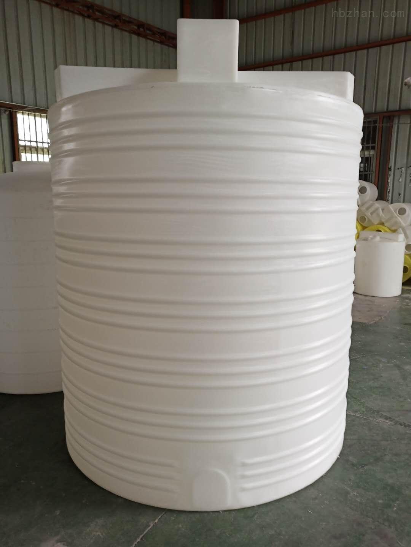 慈溪4立方环保加药箱 PE搅拌桶
