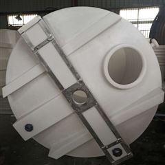 MC-4000L嘉善4吨耐酸碱搅拌罐 PE防腐加药箱