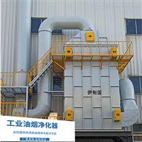 浙江纺织印染定型机油烟净化设备