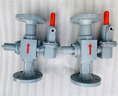 RTZ-50GQ高压带切断燃气调压器