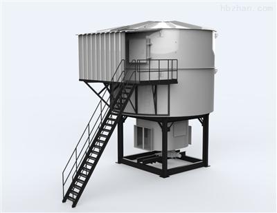 旋转式蓄热式氧化炉