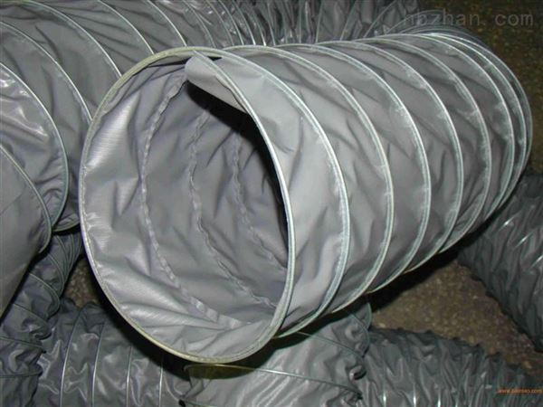 散装水泥输送帆布伸缩布袋 厂家制造