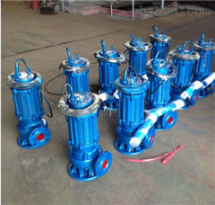 QW多级排污泵