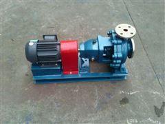 IS125-100-315单级单吸清水离心泵