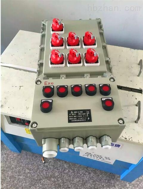多回路防爆照明配电箱