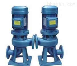 立式無堵塞排汙泵LW型直立式無堵塞排汙泵