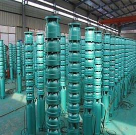 200QJ40-117/9QJ深井泵