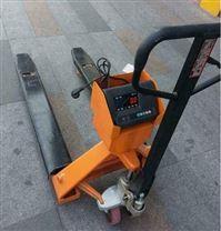 青海海北电子叉车秤