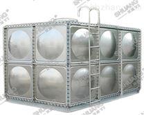 高层不锈钢保温水箱