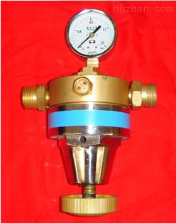 钢厂能源介质箱燃气减压阀ZJD12-TGR