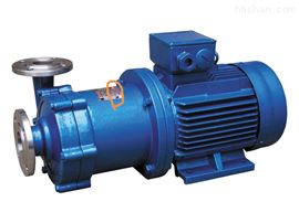 CQG不鏽鋼高溫磁力泵