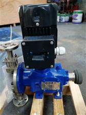 SJ-M不鏽鋼液壓隔膜計量泵