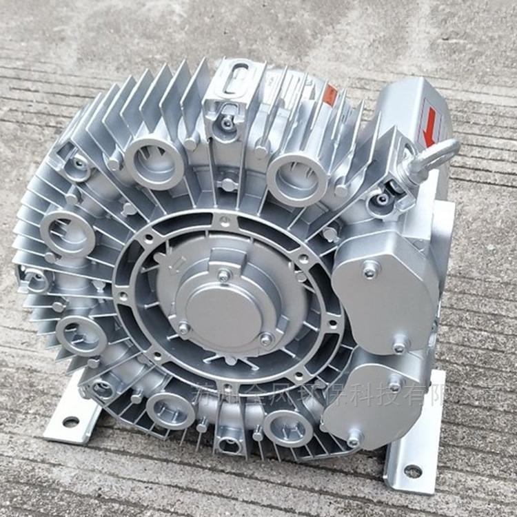 单段气环式旋涡气泵