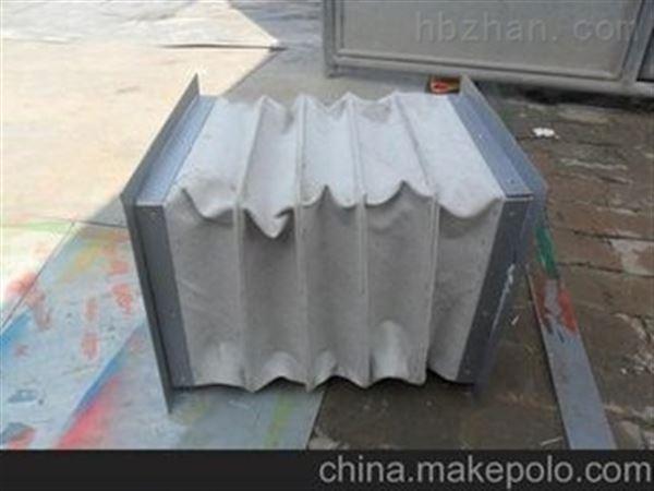 面粉收尘防漏帆布软连接生产厂家