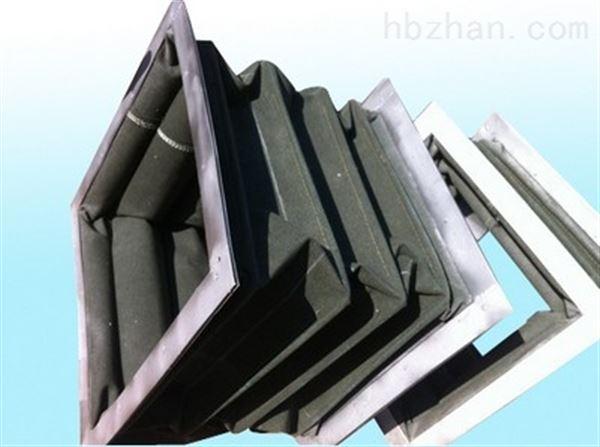 风机耐腐蚀防漏除尘软连接生产