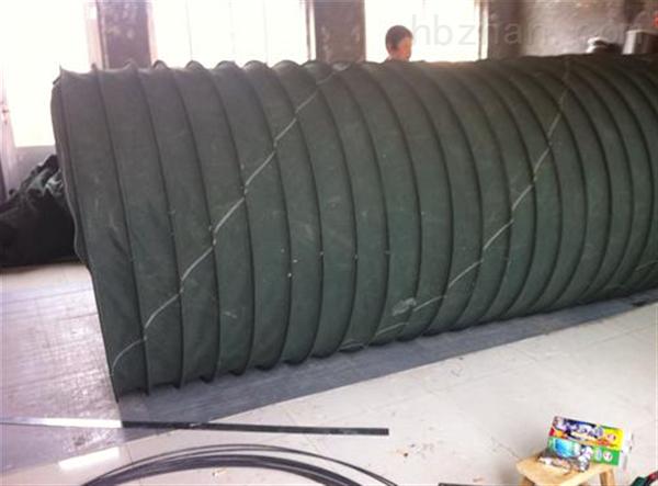 机械除尘使用耐磨帆布软连接 保证质量
