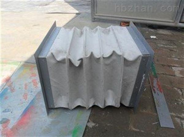帆布通风耐磨除尘软连接 厂家生产