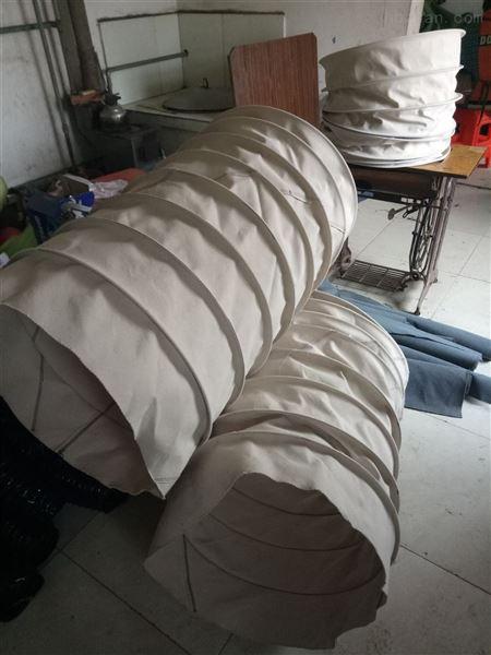 水泥卸料伸缩布袋 厂家生产