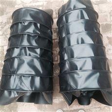 水泥输送帆布伸缩布袋 规格