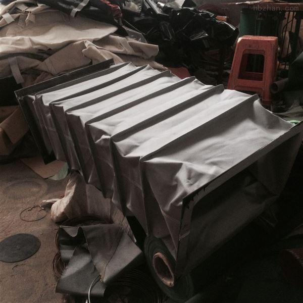 防尘通风耐磨损帆布软连接 生产