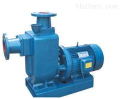 80ZW80-35ZWP不锈钢自吸泵无堵塞排污泵