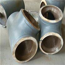 河北高压三通 碳钢三通价格 孟村三通厂家