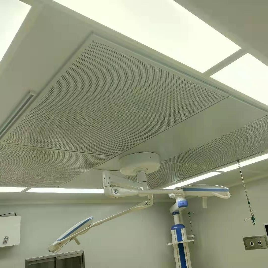 负压隔离病房检测中心