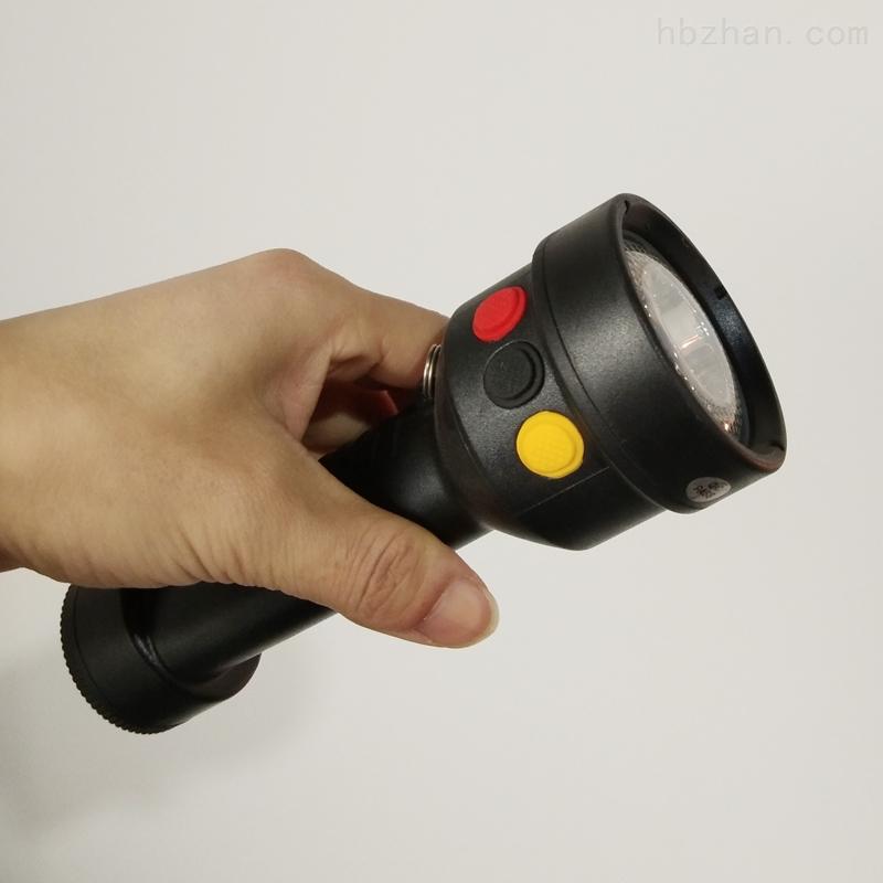 JW7500固态免维护红黄绿白四色强光手电筒