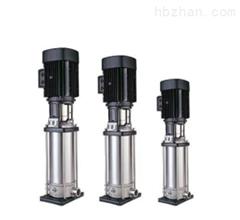 上海立式不锈钢多级泵多级管道泵
