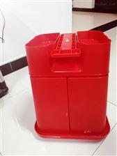 40L双桶垃圾桶奉节县双胞胎分垃圾桶40L厂家直销