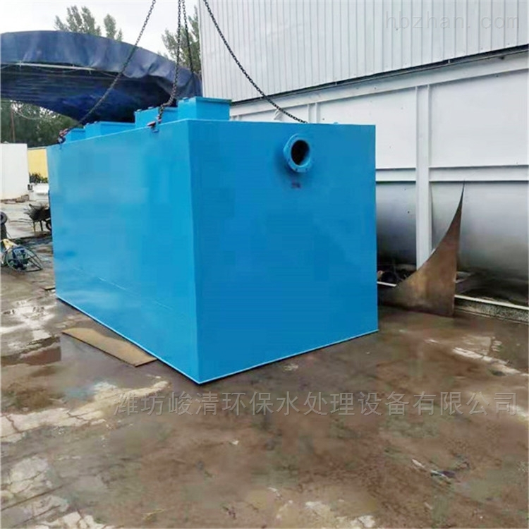 绍兴工厂生活污水处理设备
