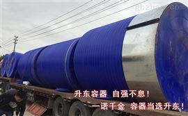 30噸PE塑料水塔