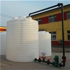 PT-8000L谦源8吨塑料蓄水箱  大型塑料储罐