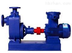 50ZX20-75高吸程自吸泵