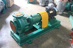 IHF80-65-160IHF氟塑料衬里离心泵