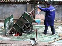 小区及单位地埋式垃圾处理站垃圾中转站