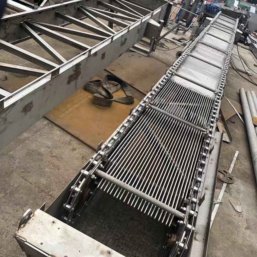 南京兰江GSHP循环齿耙式清污机