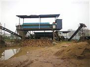 石粉砂洗沙生产线,中型污泥厢式压滤机