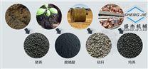 猪粪有机肥生产线成套设备内部组成及厂家