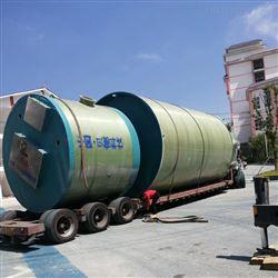 小型排水预制泵站
