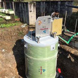 玻璃钢预制泵站设备供应