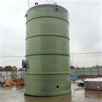 地埋一体化雨水提升泵站