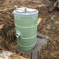 泽尼特地埋式一体化预制泵站