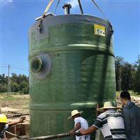 雨水一体化预制提升泵站