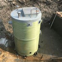泽尼特一体化地埋式泵站